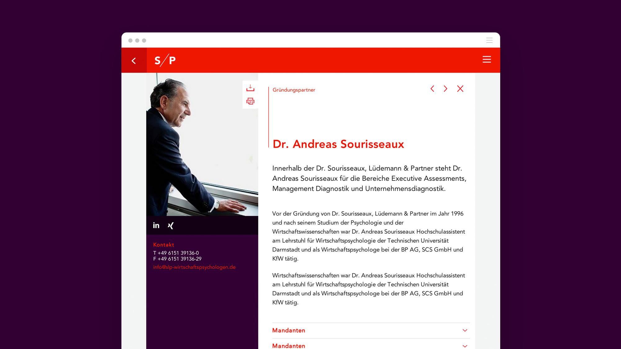 Sourrisseaux / Partners